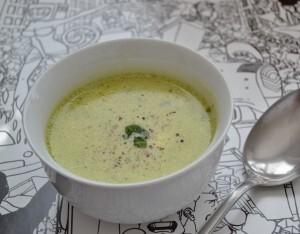 Cuketová polévka