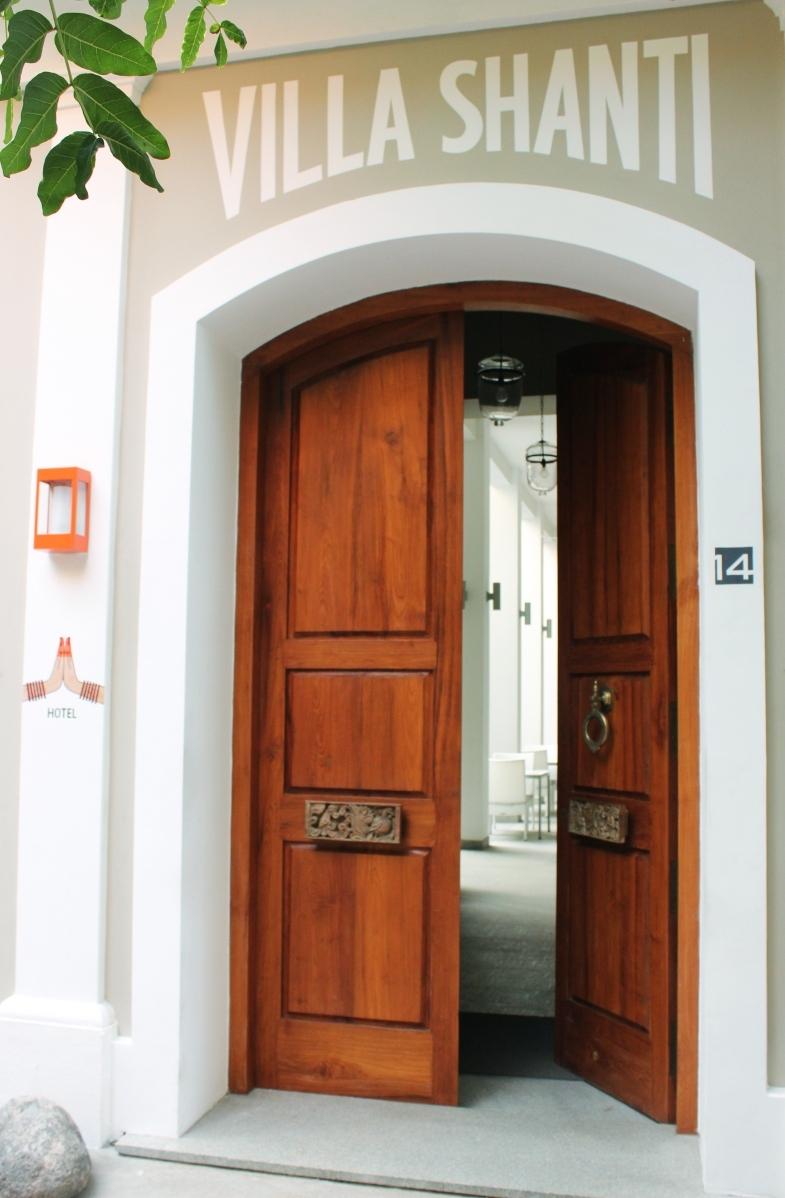 Restaurant Review: Villa Shanti, Pondicherry