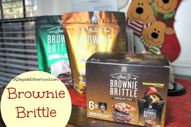 Sheila G's Brownie Brittle Taste Test and 3 Winner Giveaway