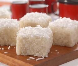cucuz de tapioca com leite de coco