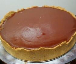 de cheesecake de goiabada com requeijão
