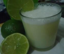 Limonada ao leite