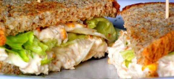 de sanduiche natural facil e barato