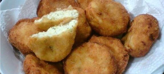 Nuggets Caseiro de Frango