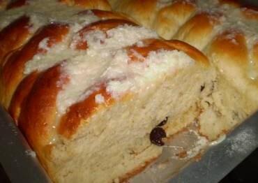 cobertura de rosca de padaria