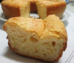 Bolo de Pão de Queijo de Liquidificador da Sissi