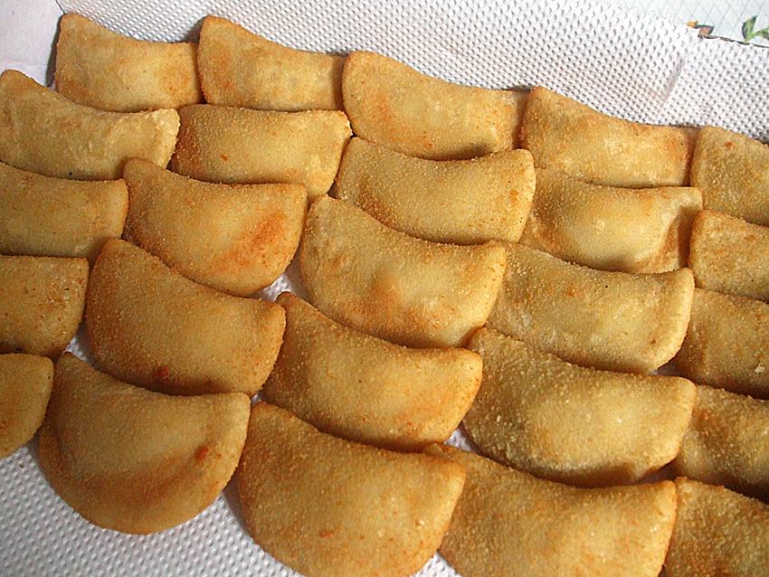 Massa para risoles e bolinho de queijo