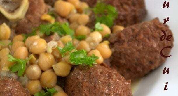 mhawet: plat de la cuisine algerienne