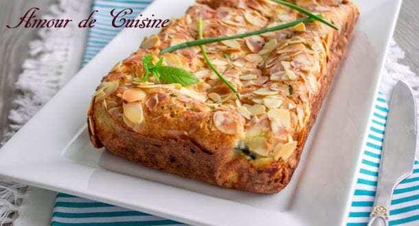 pain de courgettes