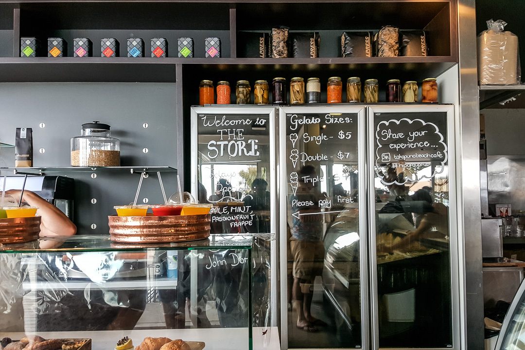 Takapuna Beach Store and Cafe (North Shore City, New Zealand)