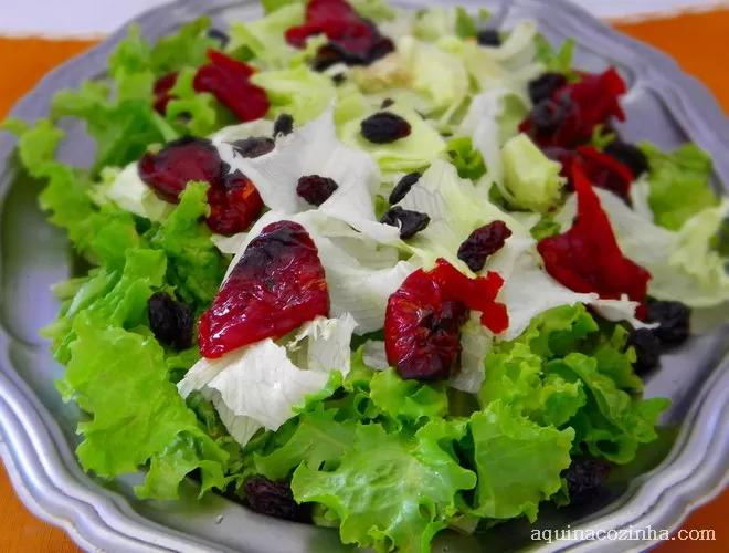 Receitas Molhos e Saladas