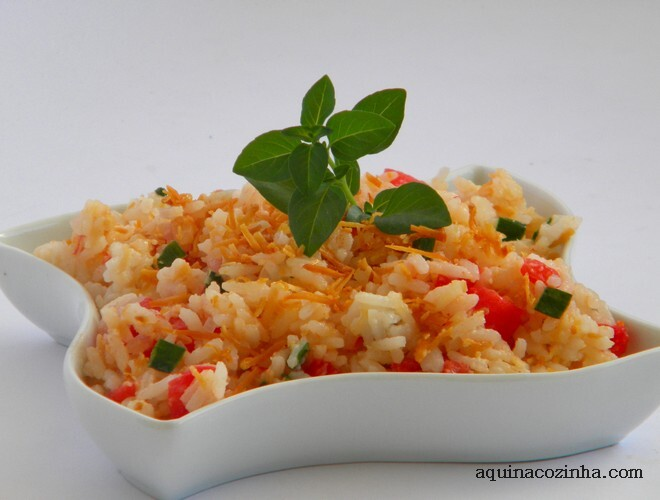 de sururu com arroz