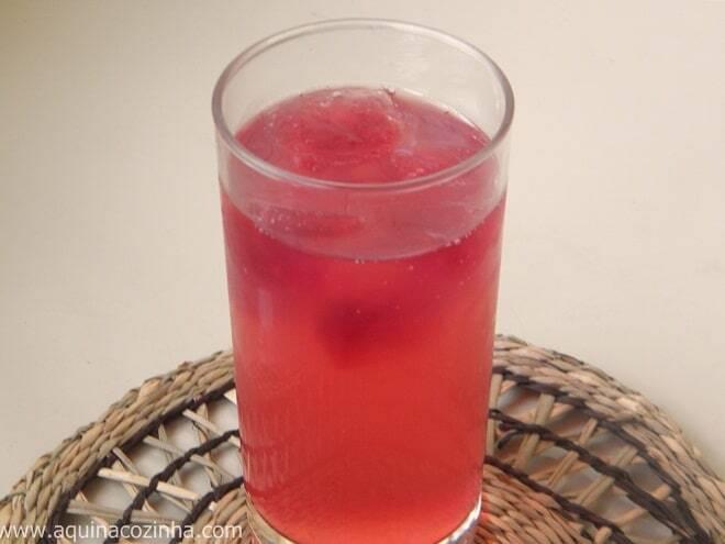 Receita Pink Lemonade