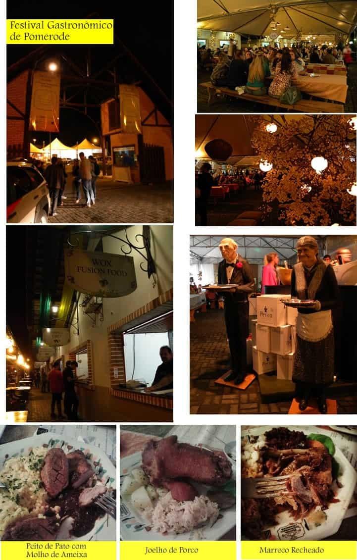 Festival Gastronômico de Pomerode