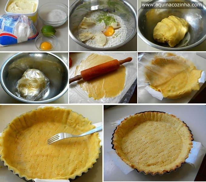torta de abacaxi simples sem ovo
