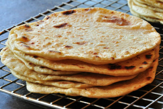 Potato Chapati