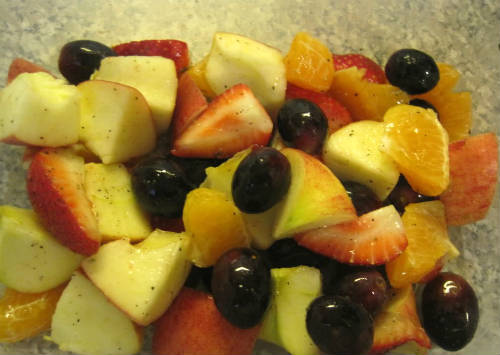 Fruit Rice