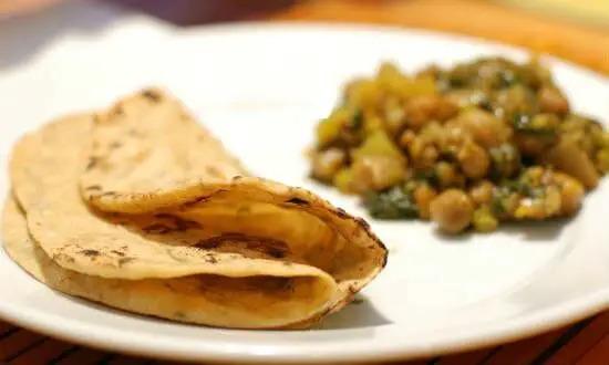 Oats Chapati