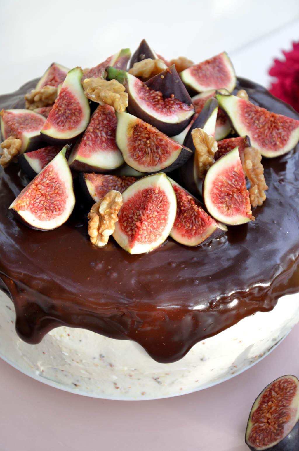 Feigen-Mohn-Torte
