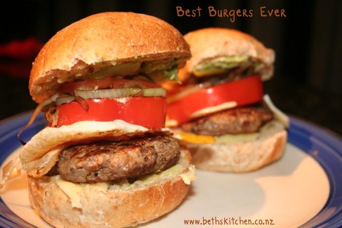 Best Burgers Ever