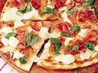 como hacer pizzas caseras con harina leudante