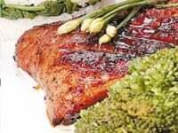 ribs de cerdo al horno