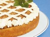 Torta chatita de coco