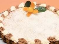 Torta de coco exprés