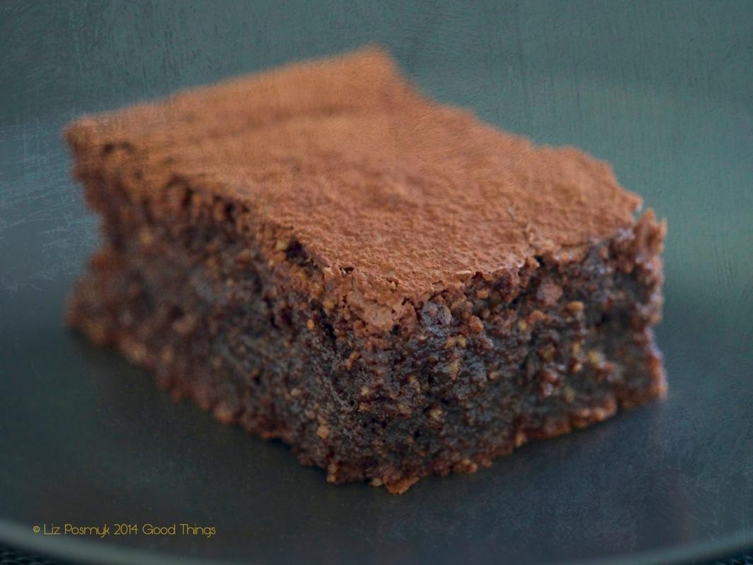 Best ever chocolate hazelnut fudge brownies - Haigh's Chocolates recipe