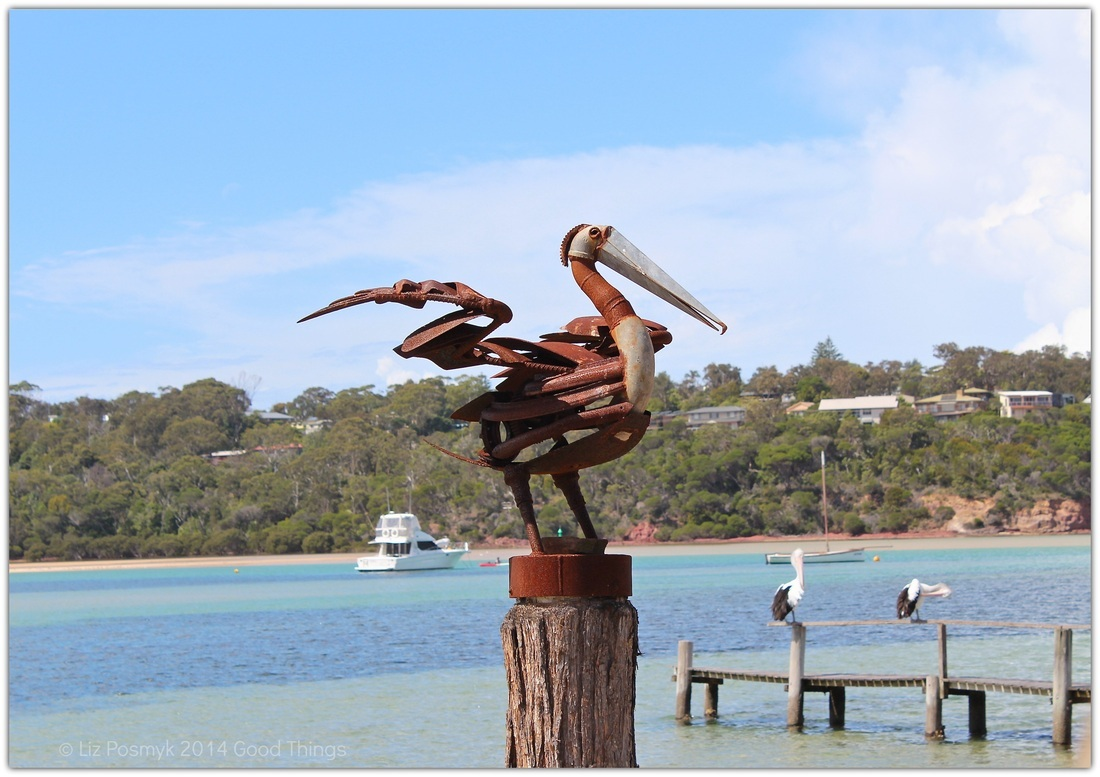 Postcards and morsels - EAT Merimbula and Sapphire Coast visit
