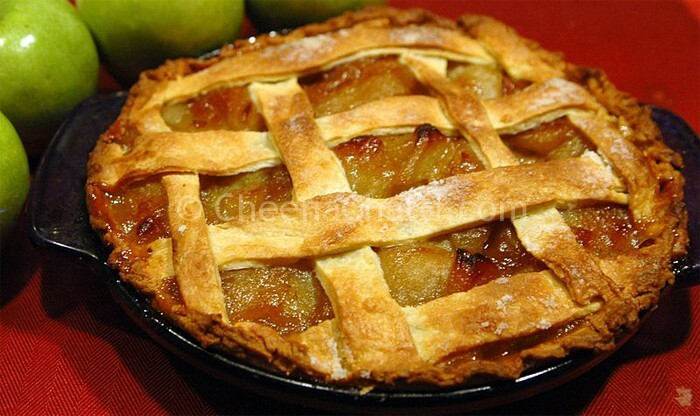 American Apple Pie Recipe