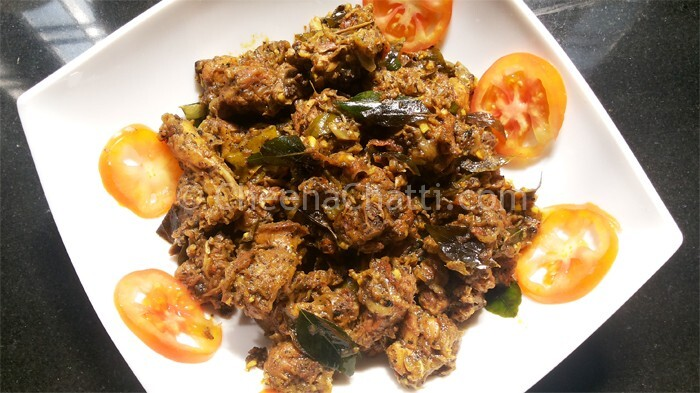 Kerala special Pepper Chicken