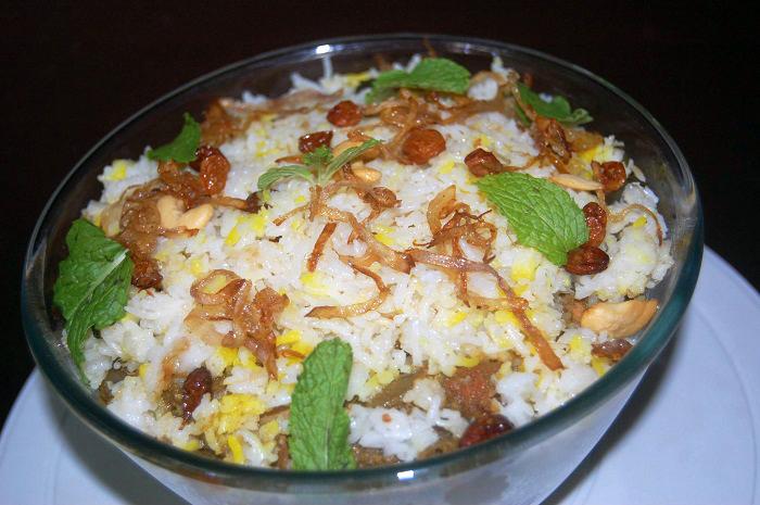 Chicken Biryani Kerala style