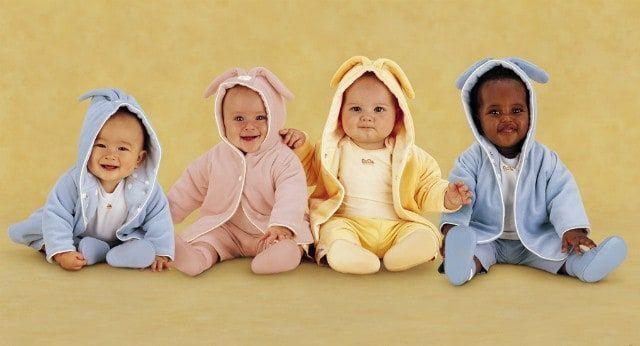 Alimentación de bebés de 0 a 6 meses