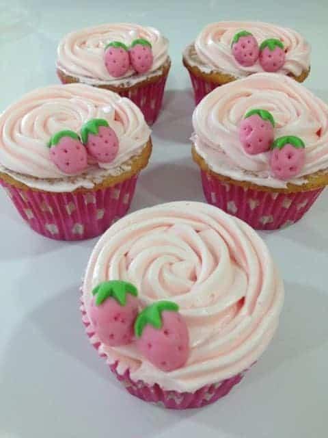 4 Cupcakes que están de vicio …