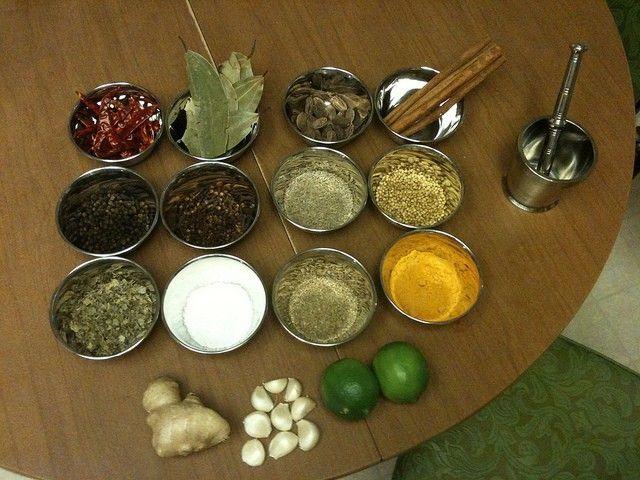 Condimentos bajas calorías y trucos para saborizar la comidas