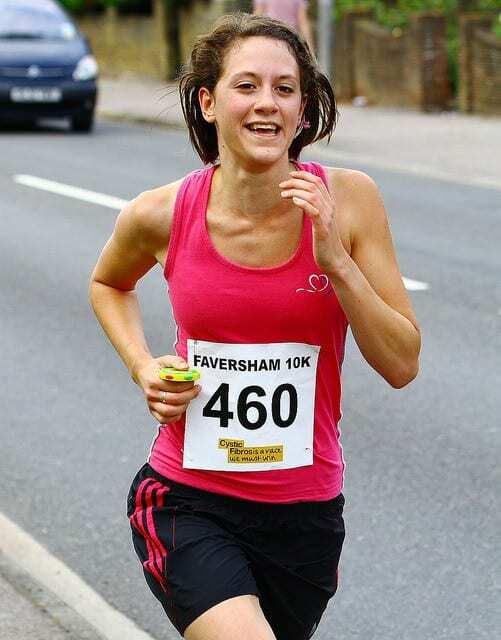 Consejos nutricionales para corredoras