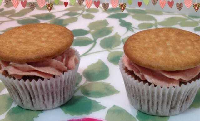 Cupcakes de Galletas María | ¡La merienda perfecta!