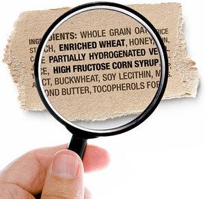 Etiquetas Parte II: La Lista de Ingredientes