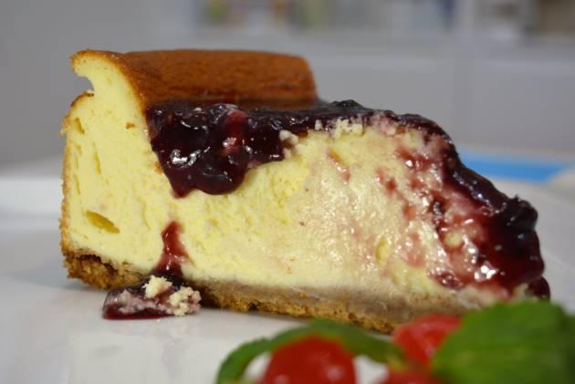 Cheesecake, mi versión casera