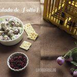 Ensalada de Pollo y Yogur Griego: Receta con vídeo