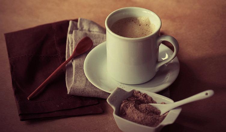 Café cappuccino diet caseiro