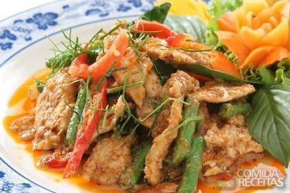 Receita de Filé de peixe com molho - Comida e Receitas