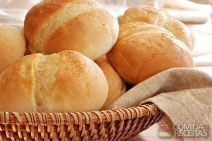 Receita de Pão caseiro sem glútem