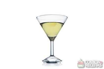 Receita de Lemon Drop Martini