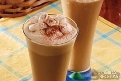 Receita de Frapê ao duplo café