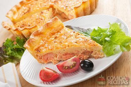 Receita de Pastelão de peixe