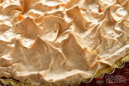 Receita de Torta chiffon de laranja e limão