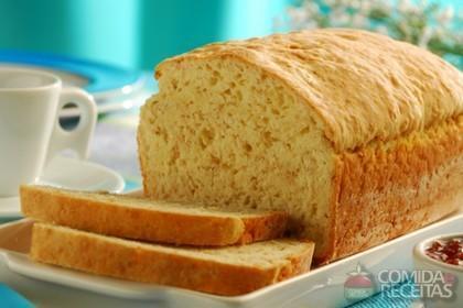 Receita de Pão de aveia Royal