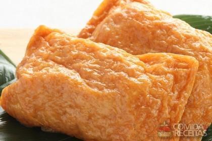 Receita de Inari-sushi